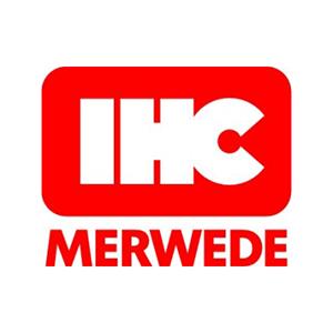 Logo IHC Merwede